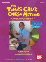 Cruz Tomas - Conga Method Volume 2 + Dvd - Conga