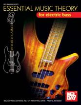 Garner Robert - Essential Music Theory For Electric Bass - Electric Bass
