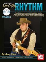 Hiland Johnny - Strictly Rhythm Vol. 1 + Cd - Guitar