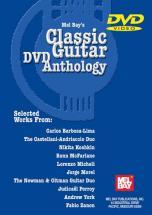 Classic Guitar Dvd Anthology - Guitar