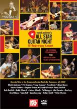 Anderson Muriel - All Star Guitar Night Dvd - Guitar