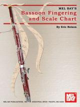 Nelson Eric - Bassoon Fingering And Scale Chart - Bassoon
