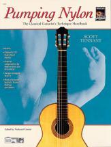 Tennant Scott - Pumping Nylon + Dvd - Guitar