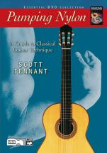 Tennant Scott - Pumping Nylon + Dvd - Guitar