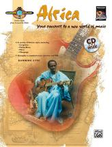 Eyre Banning - Guitar Atlas - Africa + Cd - Guitar