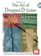 Mcmeen El - Art Of Dropped D Guitar + Cd - Guitar