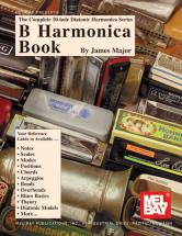 Major James - B Harmonica Book - Harmonica