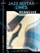 Christiansen Cory - Jazz Guitar Lines Workout - Guitar