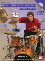 Gottlieb Danny - Rock Drumset Basics - Drum Set
