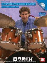Gottlieb Danny - Intermediate Rock Drumset - Drum Set