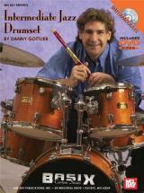 Gottlieb Danny - Intermediate Jazz Drumset - Drum Set