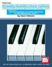 Johnson Janet - Spanish / English Piano Method Level 2 - Keyboard