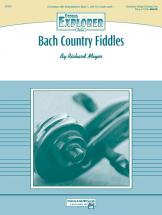 Richard Meyer - Bach Country Fiddles - String Orchestra