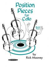 Mooney Rick - Position Pieces Book 2 - Cello