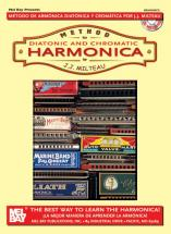 Milteau Jean Jacques - Method For Diatonic And Chromatic Harmonica + Cd - Harmonica