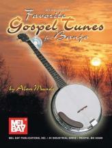 Munde Alan - Favorite Gospel Tunes For Banjo + Cd - Banjo