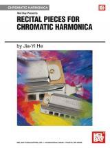 He Jia-yi - Recital Pieces For Chromatic Harmonica - Harmonica