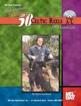 Kaufman Steve - Favorite 50 Celtic Reels For Mandolin, Tunes A-l + Cd - Mandolin