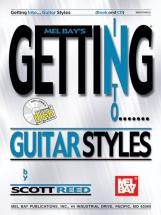 Reed Scott - Getting Into Guitar Styles + Cd - Guitar