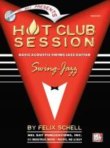 Schell Felix - Hot Club Session + Cd - Guitar