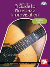 Weissman Dick - A Guide To Non-jazz Improvisation: Guitar Edition + Cd - Guitar