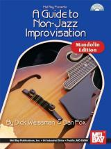 Fox Dan - A Guide To Non-jazz Improvisation - Mandolin Edition + Cd - Mandolin