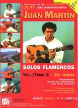 Martin Juan - Play Solo Flamenco Guitar With Juan Martin + Cd + Dvd - Guitar