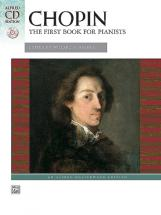 Chopin Frederic - First Book For Pianists + Cd - Piano
