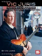 Juris Vic - Inside/outside + Cd - Guitar