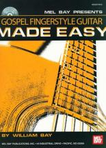Bay William - Gospel Fingerstyle Guitar Made Easy + Cd - Guitar