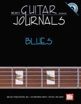 Drew Andrews Lee - Guitar Journals - Blues + Cd - Guitar