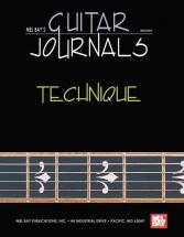Bay William - Guitar Journals - Technique - Guitar