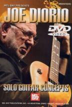 Diorio Joe - Solo Guitar Concepts - Guitar