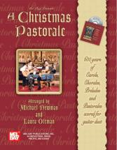 Newman Michael - A Christmas Pastorale + Cd - Guitar