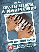 Hansen Jonathan - Complete Piano Photo Chords, French Edition - Keyboard