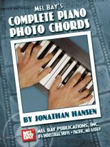 Hansen Jonathan - Complete Piano Photo Chords - Keyboard