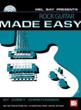 Christiansen Cory - Rock Guitar Made Easy + Cd - Guitar