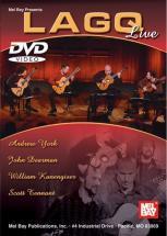 York Andrew - Lagq Live! - Guitar