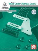 Barrett David - Blues Guitar Method, Level 2 + Cd - Guitar