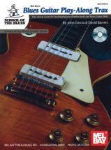 Barrett David - Blues Guitar Play-along Trax + Cd - Guitar