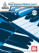 Barrett David - Blues Keyboard Method, Level 1 + Cd - Keyboard