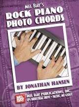 Hansen Jonathan - Rock Piano Photo Chords - Keyboard