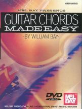 Bay William - Guitar Chords Made Easy Dvd - Guitar