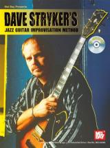 Stryker Dave - Dave Stryker's Jazz Guitar Improvisation Method + Cd - Guitar