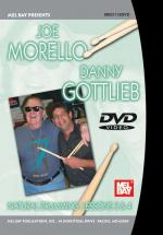 Gottlieb Danny - Natural Drumming: Lessons 3 And 4 - Drum Set