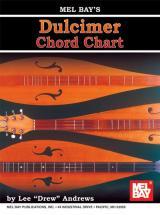 Drew Andrews Lee - Dulcimer Chord Chart - Dulcimer