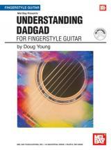 Young Doug - Understanding Dadgad + Cd - Guitar