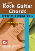 Bay William - Rock Guitar Chords, Pocketbook Deluxe Series - Guitar