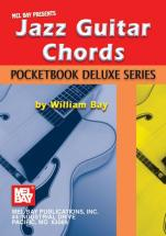 Bay William - Jazz Guitar Chords, Pocketbook Deluxe Series - Guitar