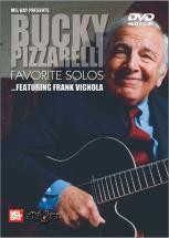 Pizzarelli John - Bucky Pizzarelli Favorite Solos - Guitar